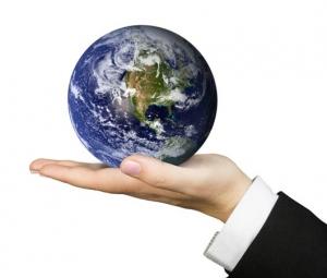 Le monde dans sa main
