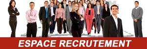 Espace recrutement Excellence et Réussite